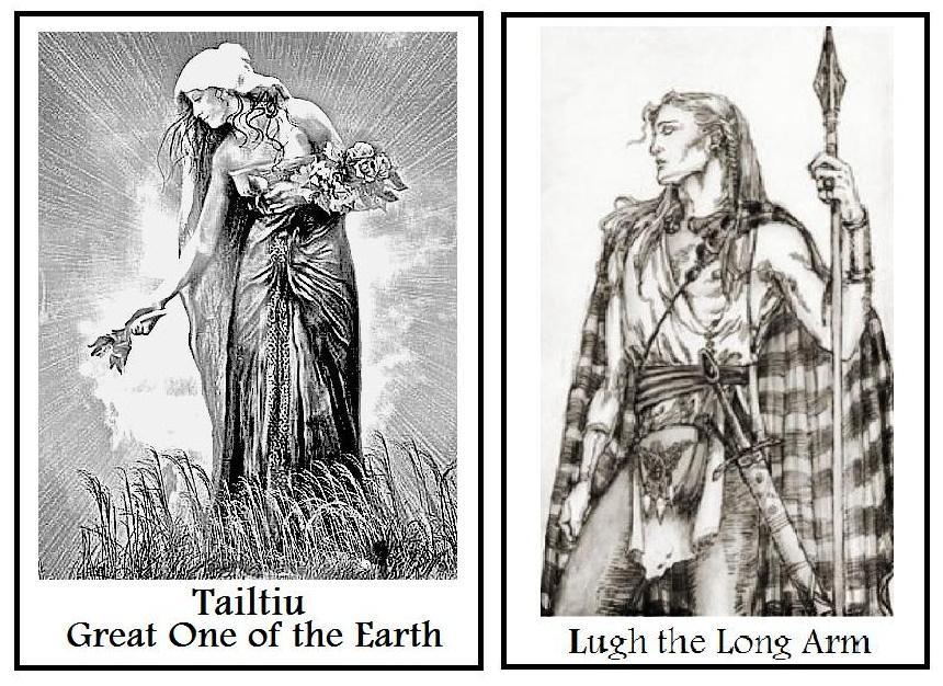 lughnasadh-deities
